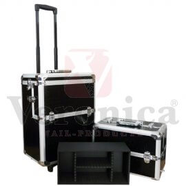 Aluminiumnageltrolley3in1CROCOZWART