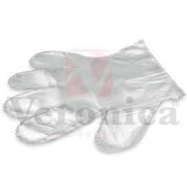 Plastiekenhandschoenenvoorparaffine,100stuks