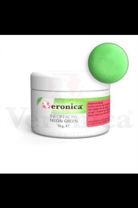 Neonacrylpoeder10gram,NEONGREEN