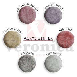 Glitteracrylkleuren